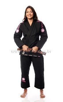 Atama Mundial Model 9 Women's Gi - Black | FightersMarket.com