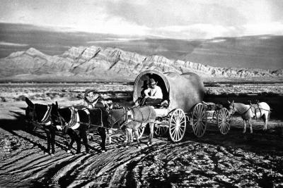 Mormon Pioneer Games  Activities