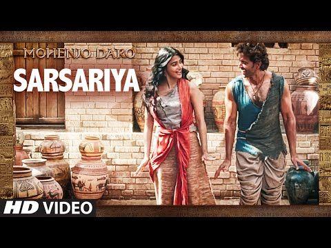 Sarsariya Lyrics - Mohenjo Daro | Shashwat Singh Shashaa Tirupati - Lyrics | Hindi Songs | New Songs | Hindi Movie