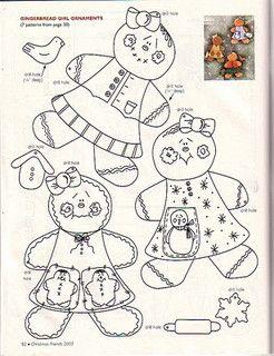 diseños de galletas de gengibre