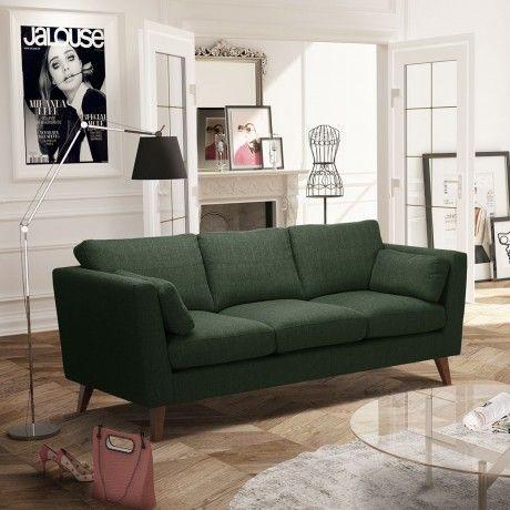 elisa 3 sitzer gr n alt image three for the home pinterest wohnzimmer und h uschen. Black Bedroom Furniture Sets. Home Design Ideas