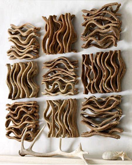 Pinterest spring Craft Ideas with wooden twigs   Понравилась статья - поделитесь в соц ...