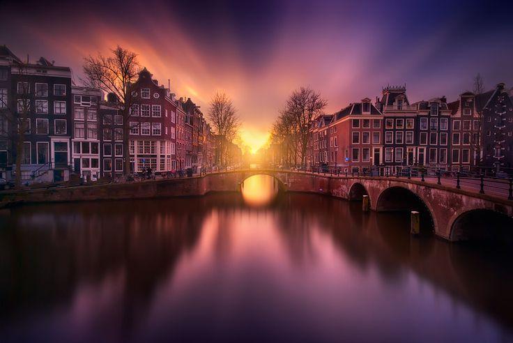 Amsterdam, Netherlands (Photo by Ivan Maigua)