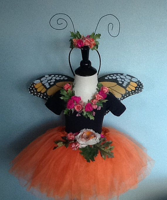 SUPER. DUPER SALE  monarch Butterfly Fairy by FairyNanaLand, $65.00