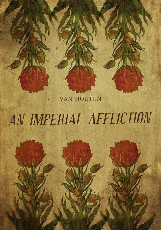 An Imperial Affliction by Peter Van Houten is Hazel's favorite book; it inspires her adventure with Augustus to Amsterdam.