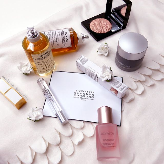 The Makeup Box: Maison Martin Margiela's REPLICA Fragrances