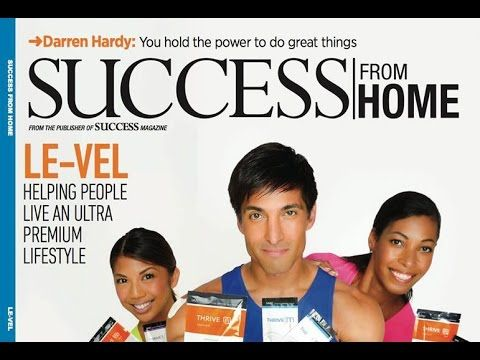 LE-VEL SUCCESS from Home MAGAZINE!! #wemadeit #successfromhome www.alifeyoudeserve.le-vel.com