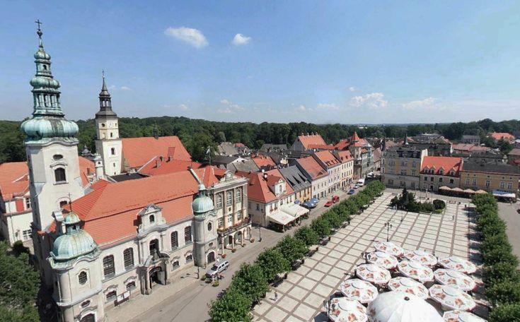 Najpiękniejsze miasta w Polsce Południowej. Ranking Top20 propozycji. Miejsca, gdzie czas biegnie wolniej, gdzie warto pojechać na weekend