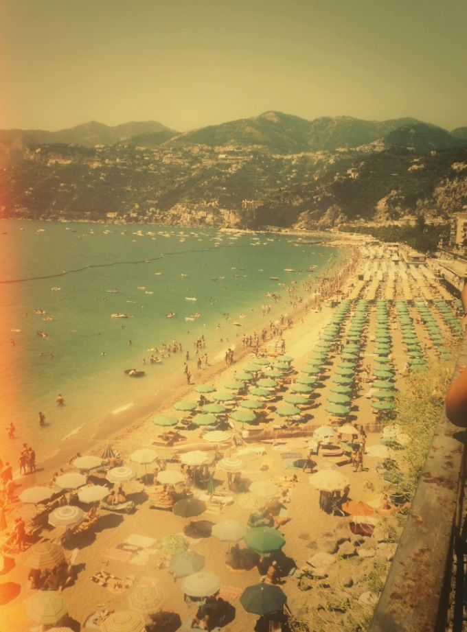 Amalfi Coast!