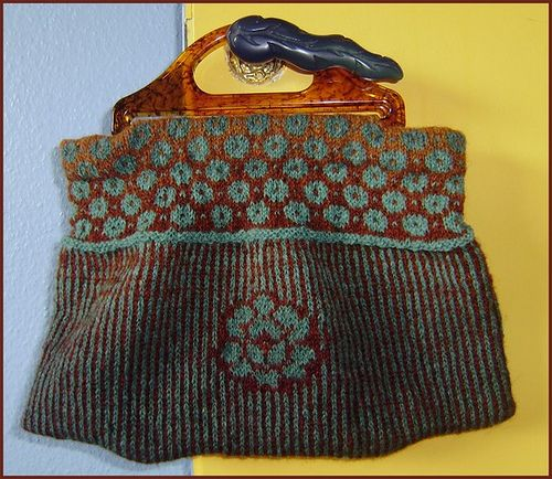 Knitting Bag Pattern Pinterest : Top 370 ideas about Crochet & Knitting - Bags & Purses on Pinterest ...