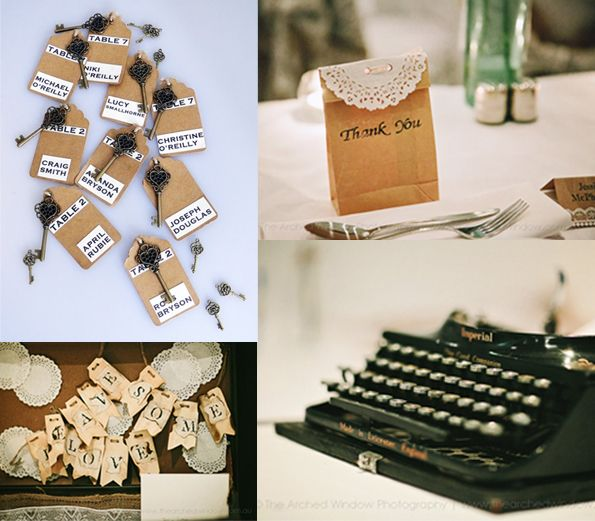 Little touches that made Jess & Justin's wedding so gorgeous...