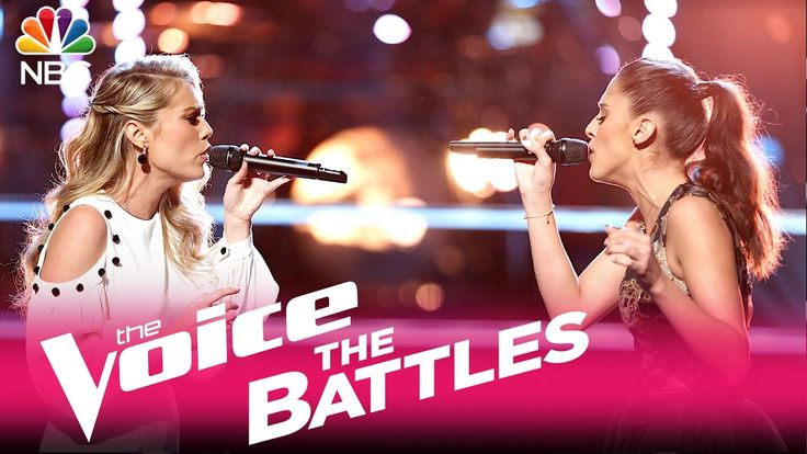 "The Voice 2017 Battle - Andrea Thomas vs. Micah Tryba: ""What Hurts the M..."