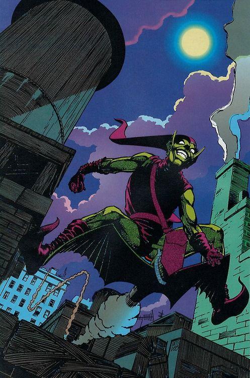 Green Goblin - Paul Smith