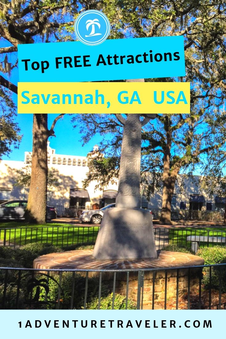 Want To Do Fun Free Or Cheap Things In Savannah Here Is My Budget Savannah Trip Guide And Must Do Activitie Savannah Chat Travel Savannah Cheap Things To Do