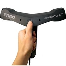 isodo3d Limited - FARO Scanner Freestyle 3D X - FARO Scanner Freestyle 3D X