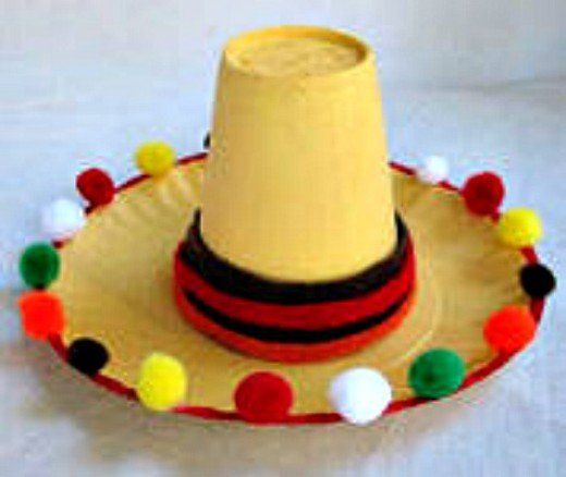 59 fun and fabulous mexican crafts for kids and adults - Pictures Of Crafts For Kids