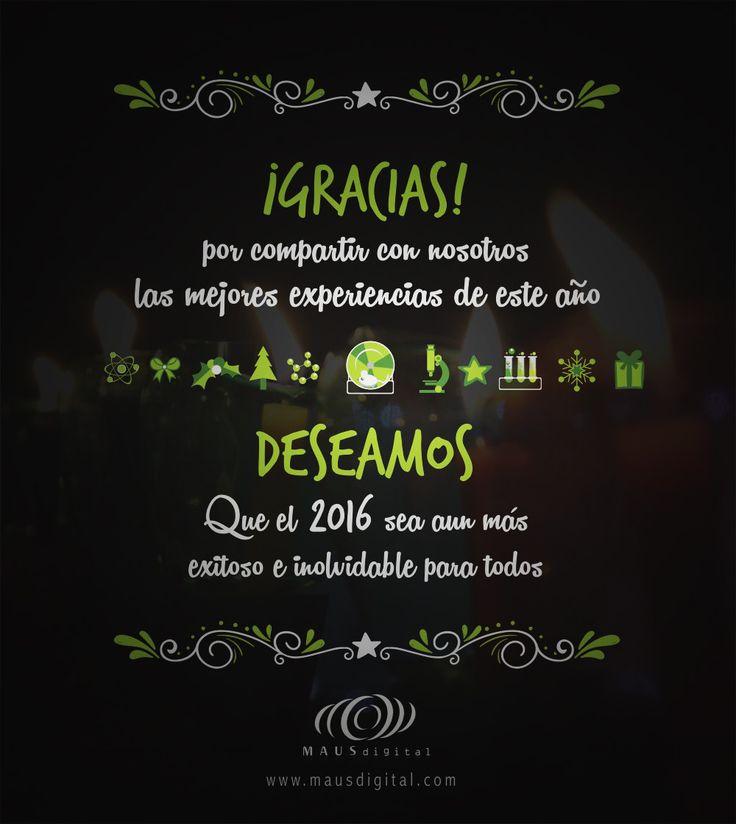 #FelizNavidad #Navidad2015 #MerryChristmas