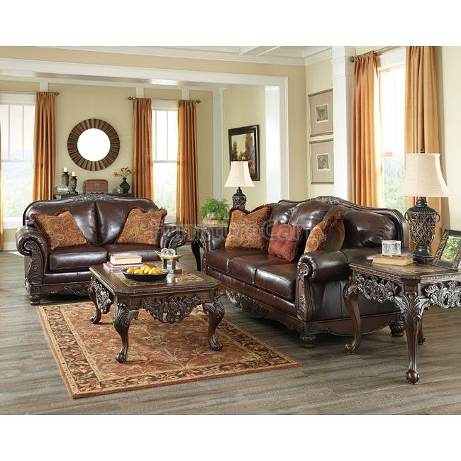 North Shore Plus Coffee Living Room Set