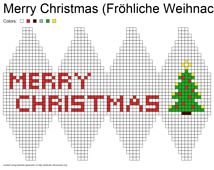 Ravelry: Julekuler - Merry Christmas (Fröhliche Weihnachten) pattern by Jasmin Malekpour-Augustin