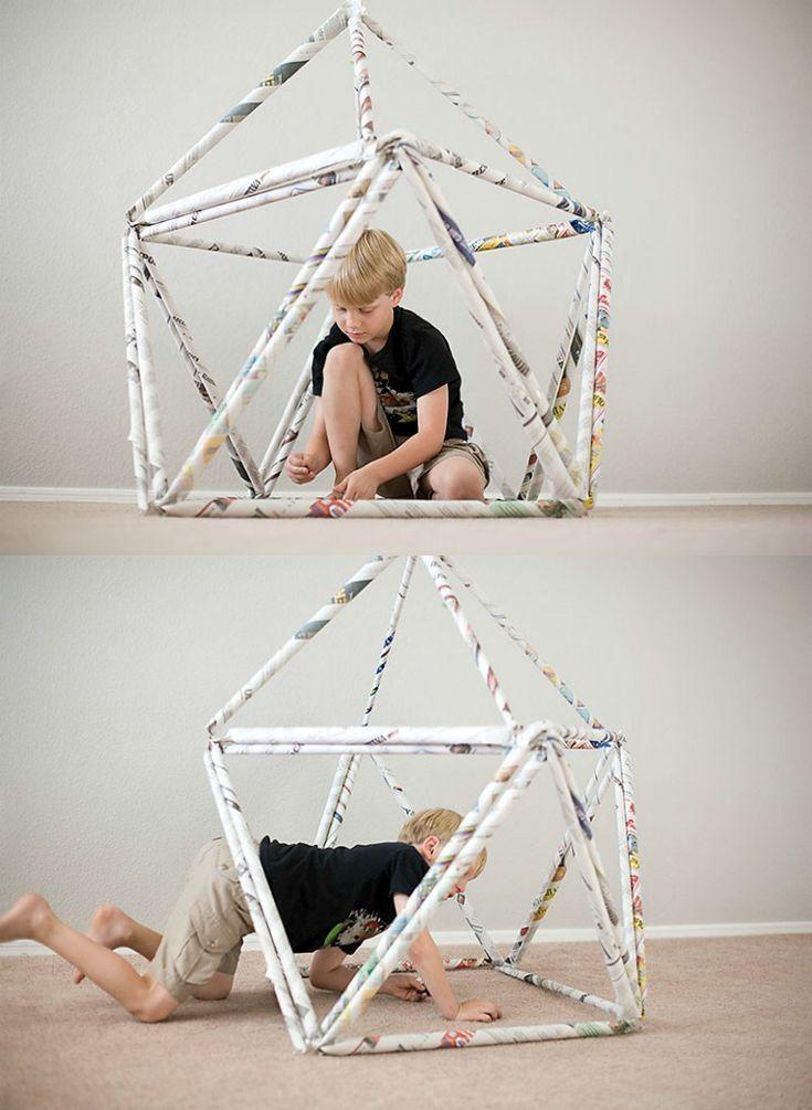 Architektur für Kinder – 4 Projekte für kreatives Denken