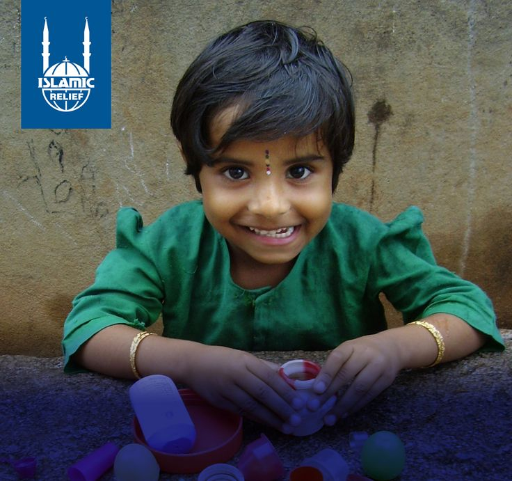 Give 10% of my income to Islamic Relief.