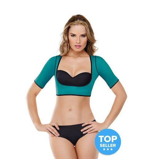 Neoprene Body Shaper. Posture Corrector For Small & Plus Size Women. F – Empower Wear