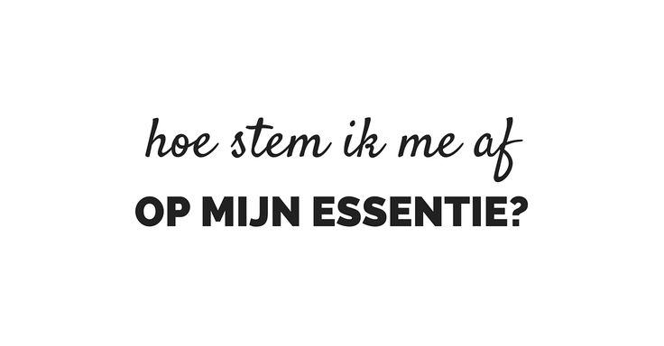 Ik denk als eerste door minimalisme te gaan omarmen. Ik meen het. Als jij ontdekt wat voor jou essentieel is dan kun je jezelf er gericht op afstemmen. Minimalisme is namelijk het opzettelijk en bewust bevorderen van dat waar we de meeste waarde aan hechten en dat verwijderen wat ons daarvan weerhoudt. Het ontdekken is …