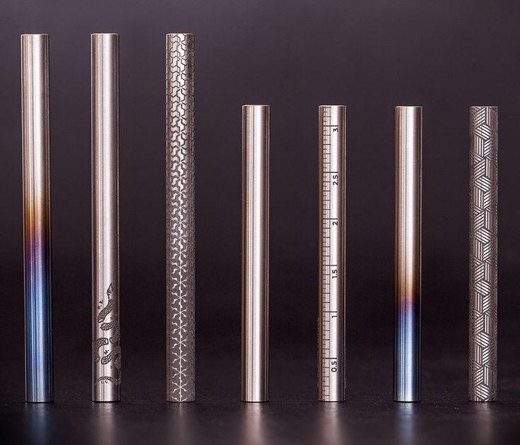 Titanium EDC Ink Pens - The Awesomer
