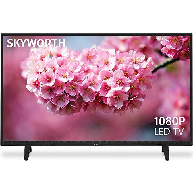 Skyworth E Series 1080p 43 Inch Led Tv 60 Hz Dolby Audio Sound
