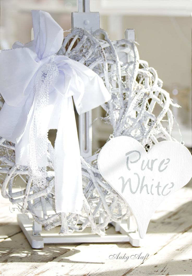 Krans pure white www.aukgaaf.com