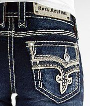 Rock Revival Janelle Skinny Stretch Jean