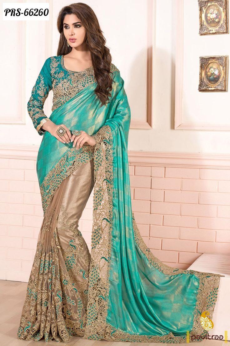 Latest New Fashion Trendy Stylish Designer Unique Sarees ...