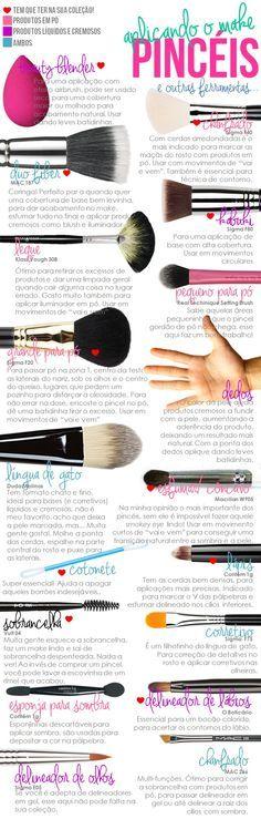 Minha Querida Necessaire » A CIÊNCIA DOS PINCÉIS! Tudo sobre pincéis de maquiagem http://minhaqueridanecessaire.com/?p=4669