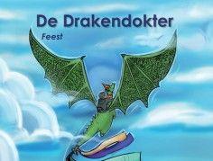 """Gratis Download  """"de Drakendokter""""voorleesboek voor kinderen met én zonder autisme. Met lesbrief"""