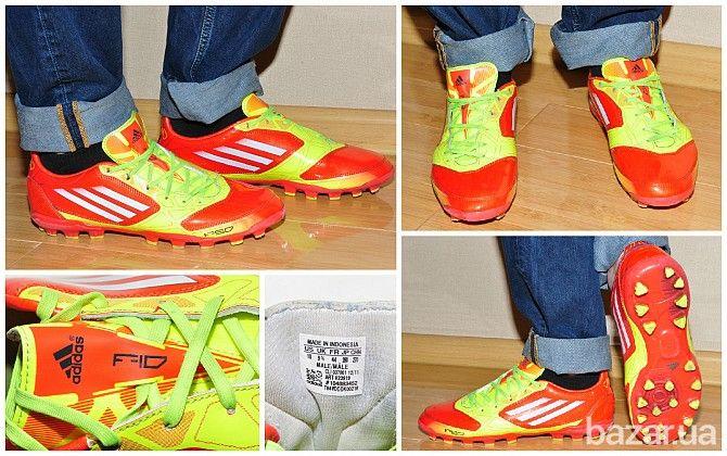 Мужские бутсы adidas F-10 (42). б/у - Мужская обувь Киев на Bazar.ua