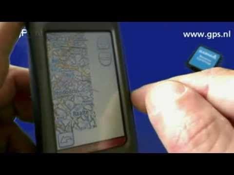 ▶ Garmin Benelux Fietskaart deel 1 - YouTube