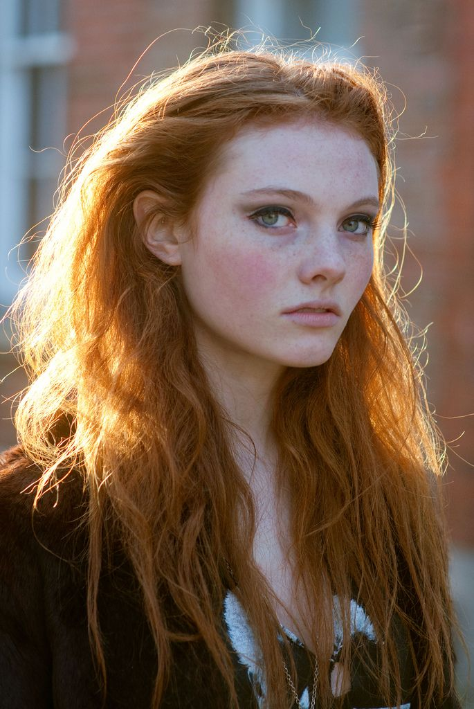 Gertrude McGuire Age: 21 Younger of the Irish Twins and second youngest of Dillion's sisters. FC: georgie hobday