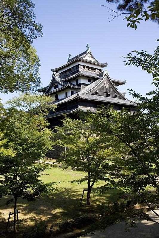 Matsue castle, Shimane, Japan