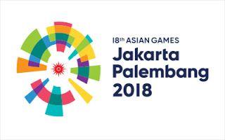 Logo Asian Games Ke - 18 Tahun 2018