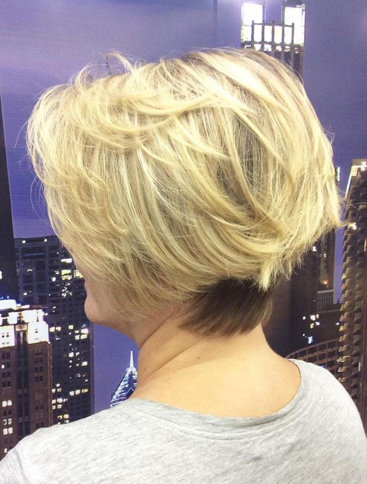 1000  ideas about layered bob short on pinterest