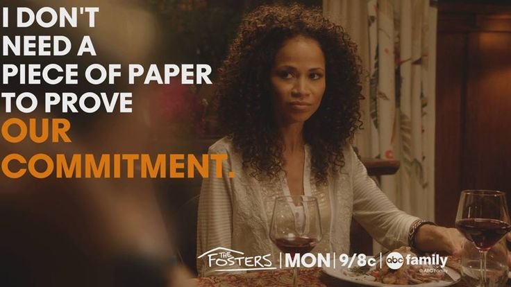 The Fosters ABC Family | Season 1, Episode  8 Clean | Quotes