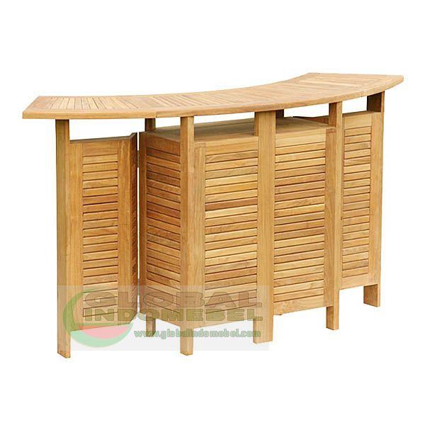 GLB – 403 Ngabul Table  - teak garden furniture manufacturer of table by indonesia teak outdoor furniture wholesale