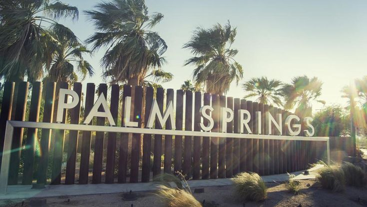 7 raisons de visiter #PalmSprings en #Californie