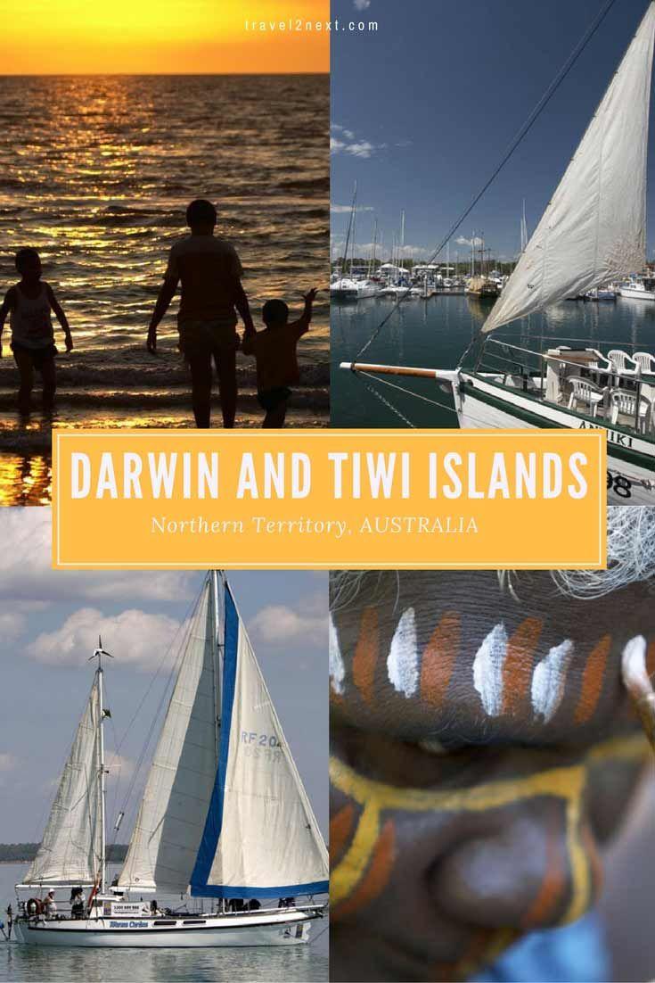 darwin and tiwi islands Darwin and Tiwi Islands in Australia