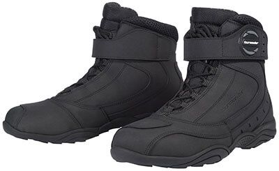 Tourmaster Response Mens Leather On-Road Motorcycle Boots