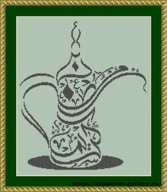 contact sister Ekaterina (Gana Kippariss) for the pattern ... New FREE pattern Рамадан Кариим/Ramadan Kareem Размер 160*188 крестиков/160*188 stitch Можно вышивать бисером. Can use beads