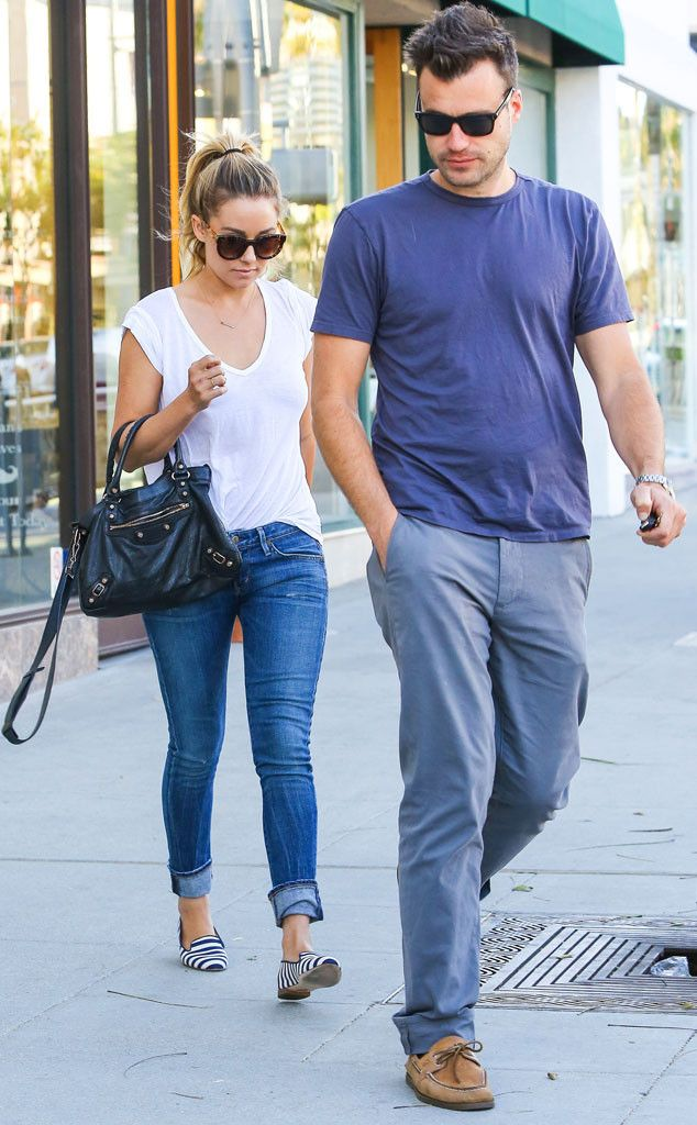 Lauren Conrad & William Tell from The Big Picture: Today's Hot Pics | E! Online