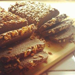 Sourdough teff bread gluten free Namaste Nutritionist