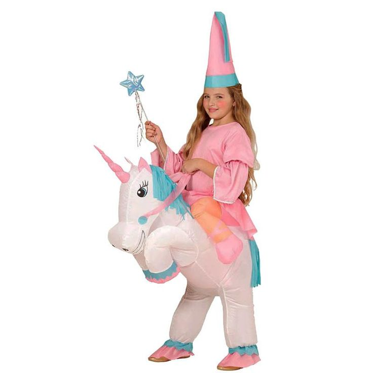 Inflatable Unicorn Costume - Kids! AU$59.99 & FREE WORLDWIDE SHIPPING