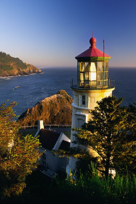 Heceta Head State Park (which includes Devils Elbow State Park). Oregon